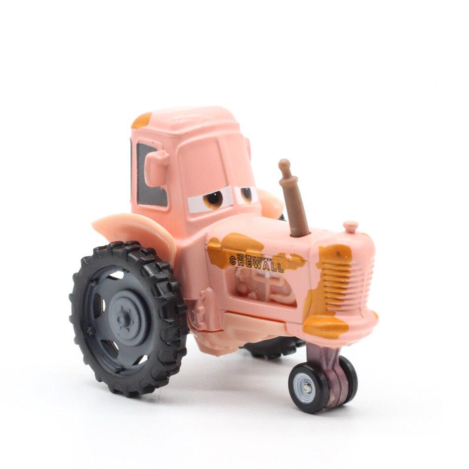 Disney Pixar Cars 3 Jackson Storm oncle foudre McQueen Collection limitée Style métal moulé sous pression voiture modèle cadeau d'anniversaire pour garçon