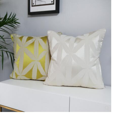 luxury gold/silver cushion pillowcase sofa cushion cover decorative cover for throw pillow lumbar pillow covers