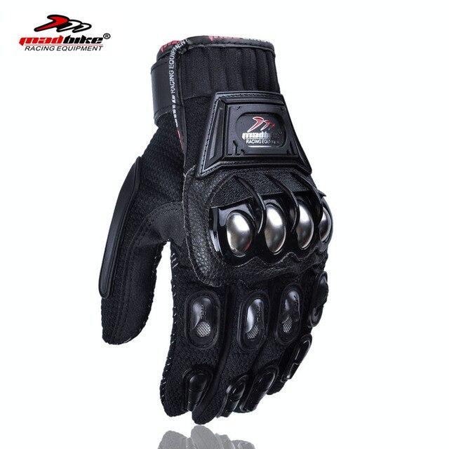 Motorcycle gloves men gants moto racing riding gloves for motorcycle motorbike guantes de motociclista luva motocross M L XL XXL
