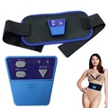 Electric Slimming Body Massage belt AB Gymnic massager Muscle Arm leg Waist Massage & relaxation Belt Health Care therapy