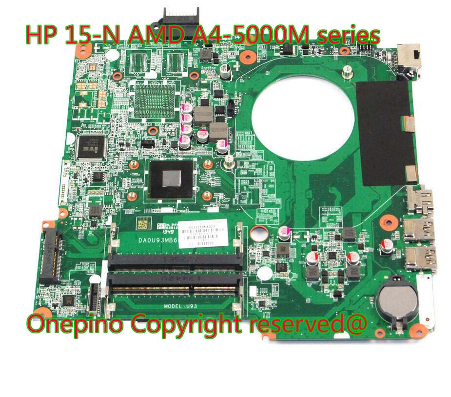 734826-501 FOR HP PAVILION TOUCHSMART 15 15-N Laptop motherboard AMD A4-5000M SERIES 100% tested 734826 001 laptop notebook motherboard system board 734826 501 for hp pavilion touchsmart 15 15 n a4 5000m series 100% tested