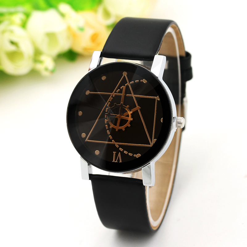 New Luxury Splendid Original Wristwatch Men Women Lover's Clock Casual Fashion Casual Leather Watches Valentine's Unisex Relojes