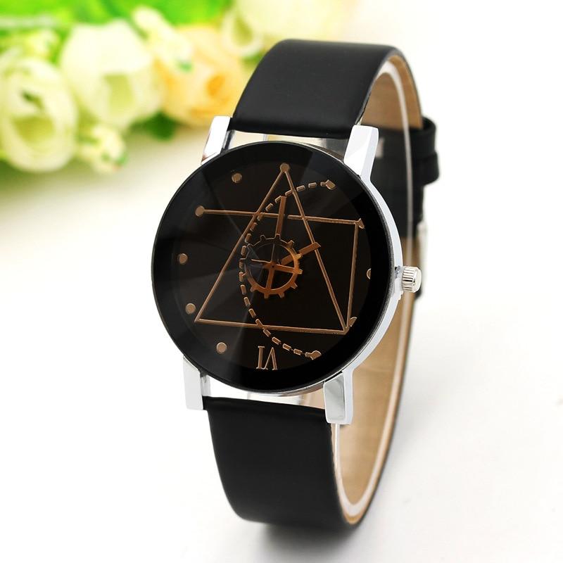 New Luxury Splendid Original Wristwatch Men Women Lover's Clock Casual Fashion Casual Leather Watches Valentine's Unisex Relojes