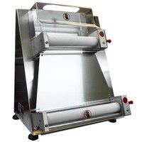 Kommerzielle Elektrische teig presse maschine 10-40cm edelstahl automatische pizza drücken maschine bäckerei teig roller maschine 220V