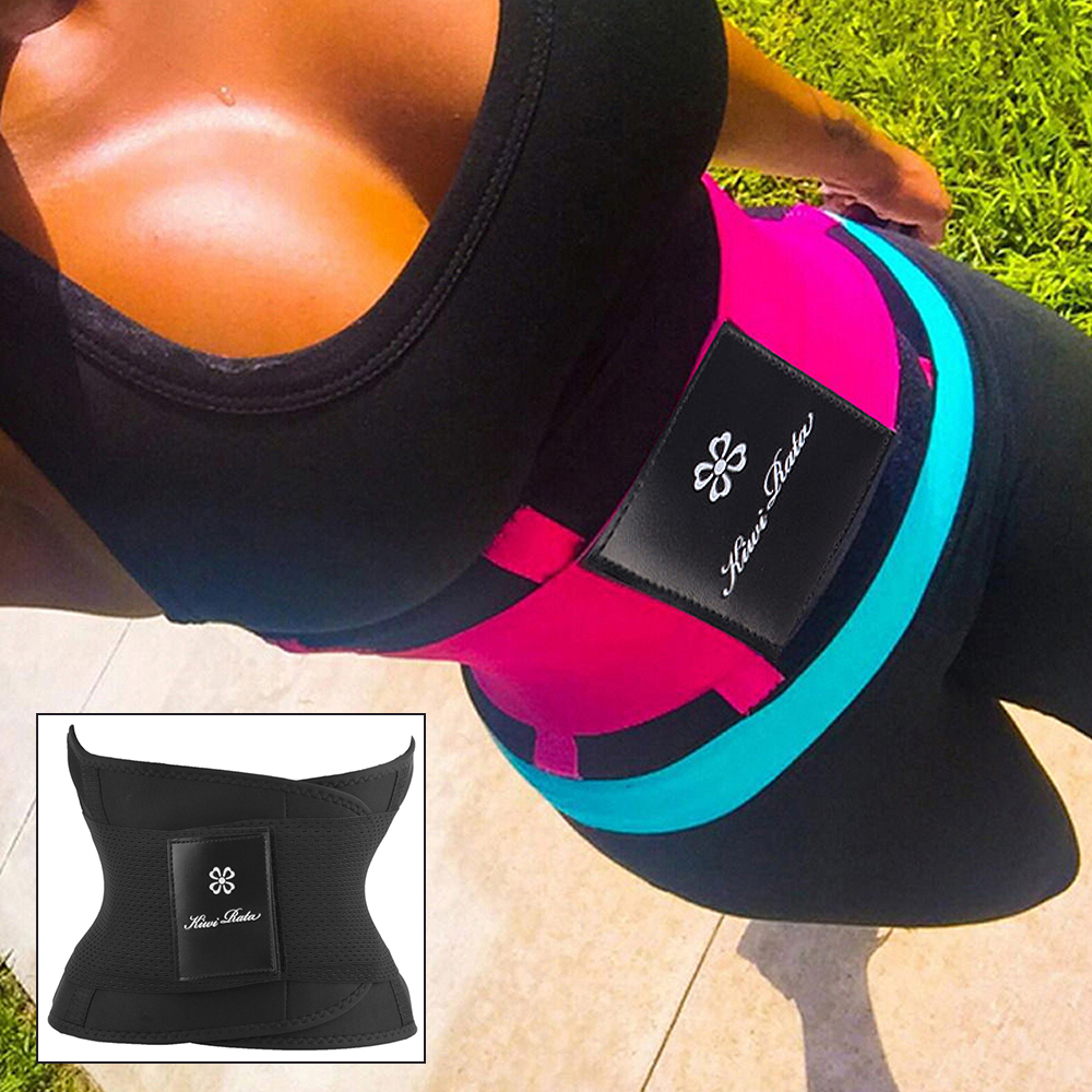 Xtreme Power Belt  Slimming Thermo Body Shaper Waist Trainer Neoprene Belt Cincher Girdle Slim Corset Shapewear
