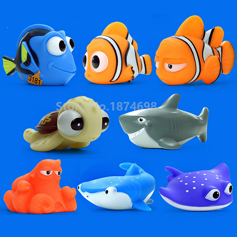new finding nemo dory float spray water swimming child s play bath