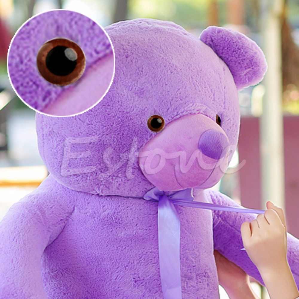 100 шт 12 мм смешанные цвета безопасные пластиковые глаза для плюшевого мишки куклы животное Кукольное ремесло