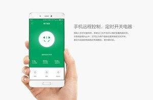Image 4 - Новинка умная розетка Xiaomi Mijia 2 версия шлюза Bluetooth беспроводной пульт дистанционного управления адаптер питания вкл./ВЫКЛ. Работа с приложением Mihome