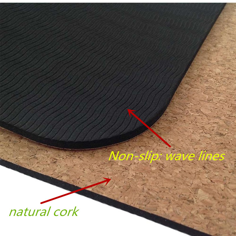 5mm Non Slip Tpe Mat For Yoga And Pilate Minorshop