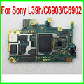 100% Test Well Before Shipping for Sony Xperia Z1 L39h/C6902 Motherboard,Mainboard with Chips & Original Unlocked Freeship