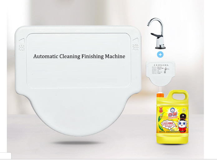 Soap Liquid Device Tap Kitchen Appliance Water-liquid All-in-one Machine Dishwasher Tool Automatic Cleaning Precision Machine Dish Washers Major Appliances