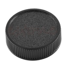 6 adet/grup arka Lens kapağı kapak için M42 42mm 42 vida montaj siyah