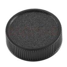6 pz/lotto Lens Posteriore Della Protezione Della Copertura Per M42 42 millimetri 42 Montaggio A Vite Nero
