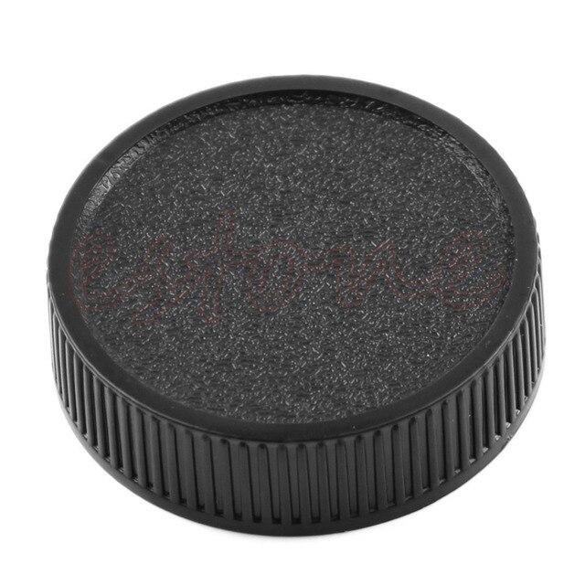 6pcs/lot Rear Lens Cap Cover For M42 42mm 42 Screw Mount Black