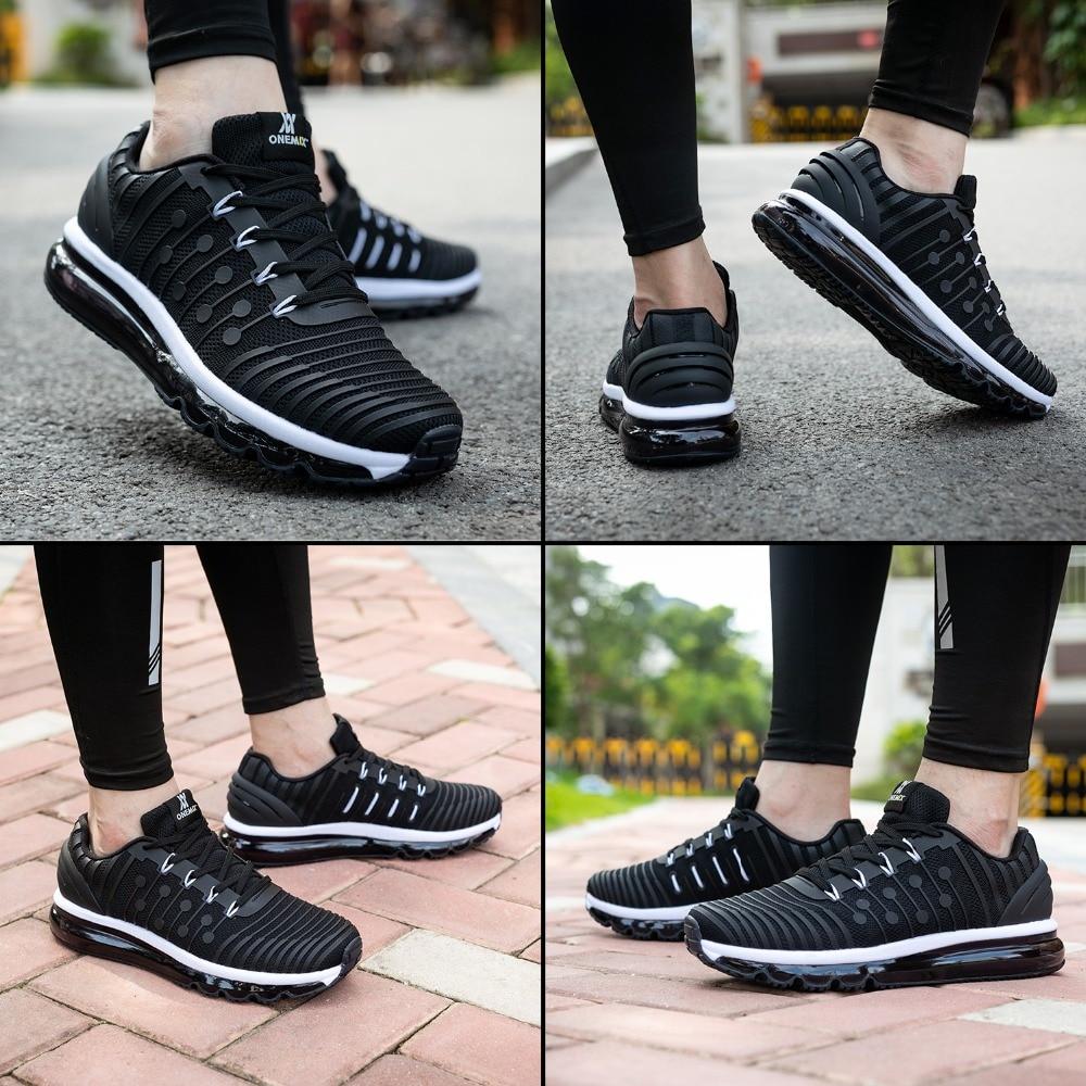 ONEMIX кроссовки для бега, мужские кроссовки с высоким берцем, новинка 2019, удобные кроссовки с амортизацией, спортивная обувь для тренировок, обувь для взрослых мужчин, большие размеры - 6