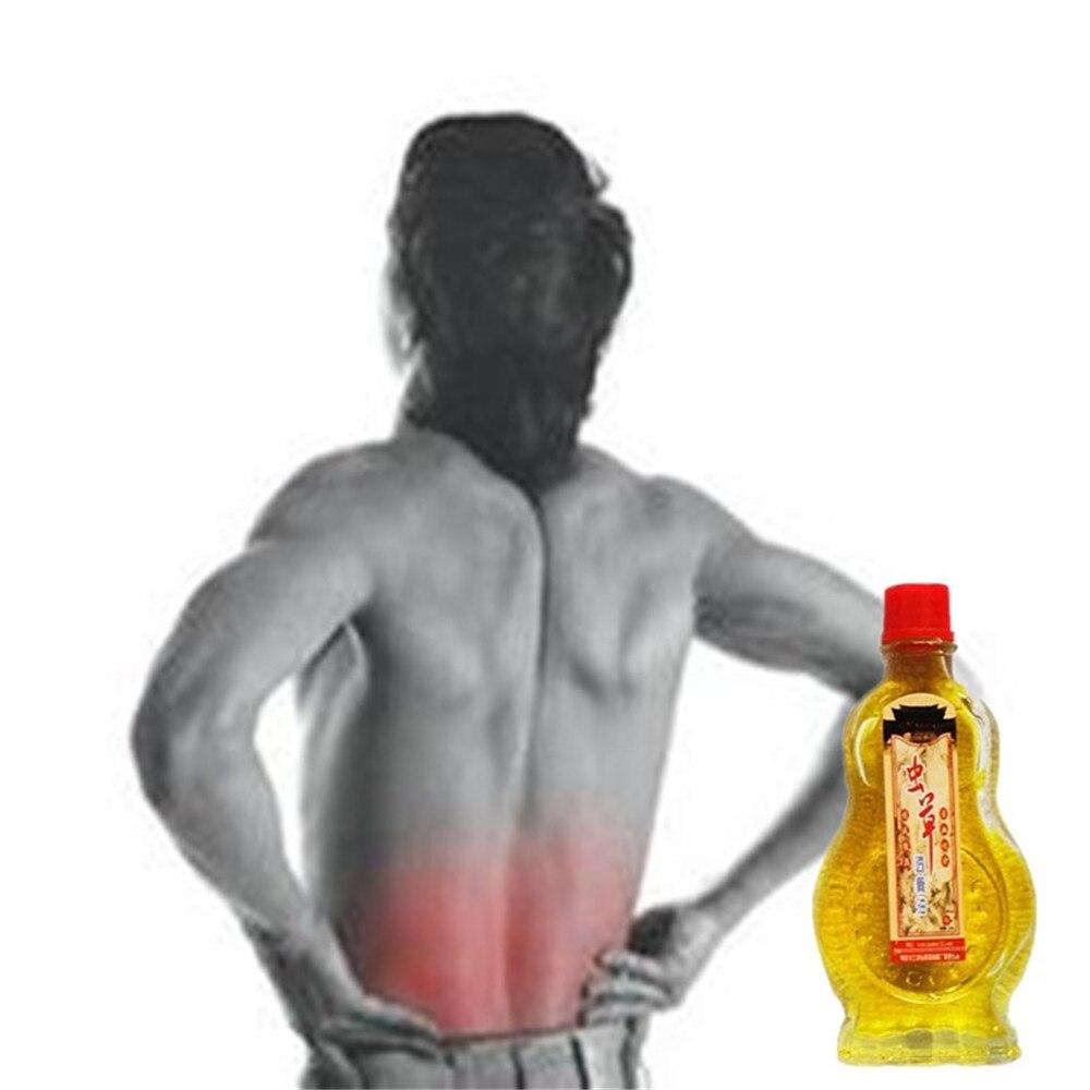 Сильный эффект Кордицепс эфирное масло Обезболивающее Штукатурка мышцы спине athritis деформации ревматизме Средства ухода за кожей массаж