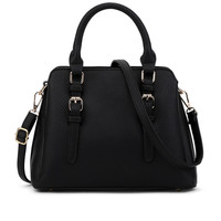 Melodycollection New Fashion Women Convertible Handbags High Quality Women Shoulder Satchel Bags Messenger Top Handle Bags