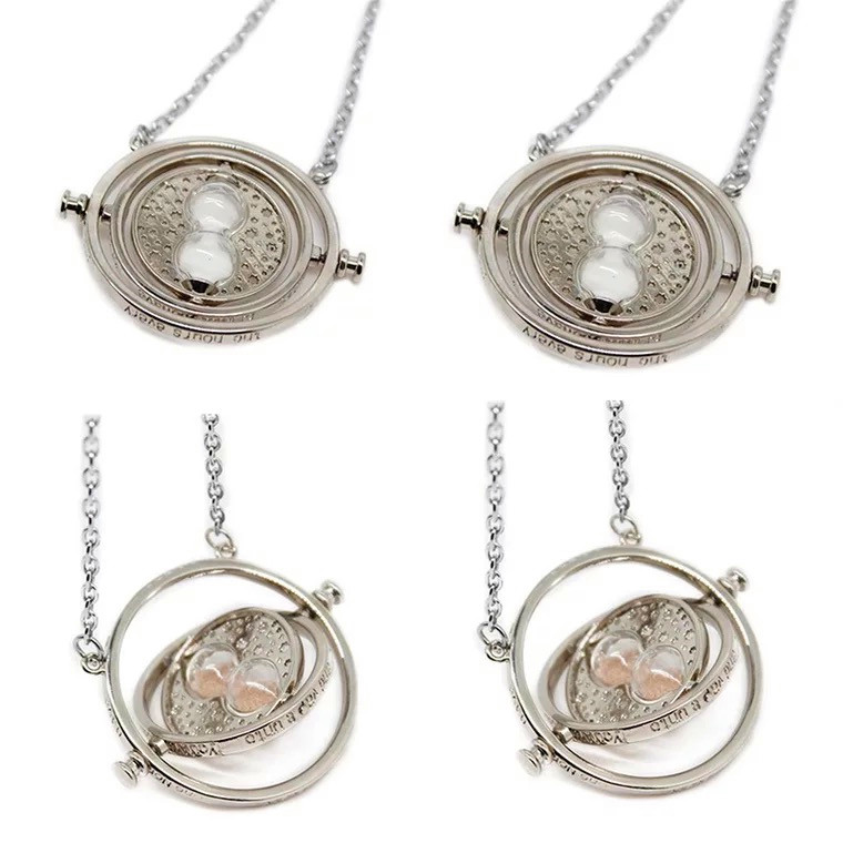 Quality Version Hermione Granger Time-Turner For Harry Potter Magic Time Turner Wizard Time Control Golden Gift Fans