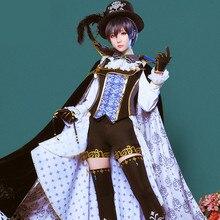 Новинка, Аниме Kuroshitsuji, Черный дворецкий, маскарадные костюмы, Ciel Phantomhive, женское и мужское платье для ролевых игр, маскарадные, вечерние, парадные платья