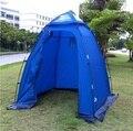 Frete grátis! Única pessoa mover portátil mudando tenda chuveiro tenda de grandes dimensões ao ar livre banheiro móvel de boa qualidade