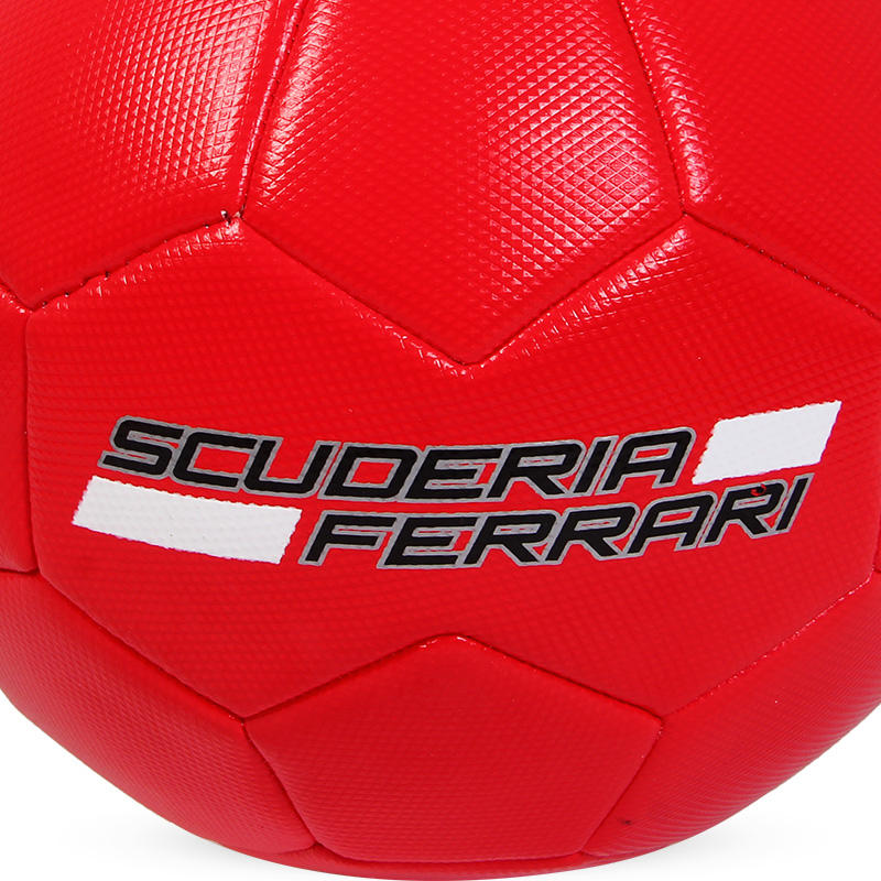 Official Size 5 Standard PVC Soccer Ball Outdoor Sport Training Football Balls Red Color For Kids Adult (2)