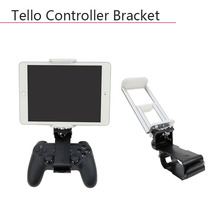 Remote Controller Clip Bracket Phone Stand Tablet Front View Holder for DJI Tello Mount Support T1d T1S parts drone Accessories dji gamesir t1d controller changing your mobile phone into an unmanned aerial vehicle controller compatible with dji ryze tello