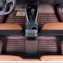 цена на Myfmat CUSTOM car floor mats for the great wall Haval h2 h3 h5 h6 h8 h9 M4 C30 C50 coolbear C30 new energy wingle 6 pick up cozy
