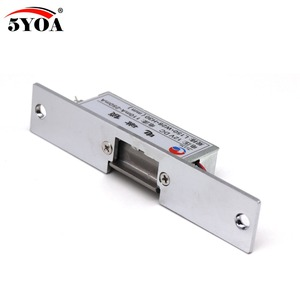 Image 1 - 電気ストライクドアロックアクセス制御システム新フェールセーフ 5YOA 真新しい StrikeL01