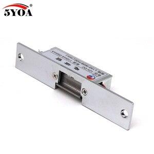Image 1 - Fechadura elétrica para sistema de controle de acesso, fechadura 5yoa novo strikel01