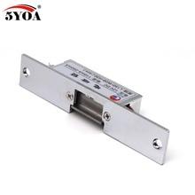 חשמלי Strike מנעול דלת בקרת גישה מערכת חדש להיכשל בטוח 5YOA חדש לגמרי StrikeL01