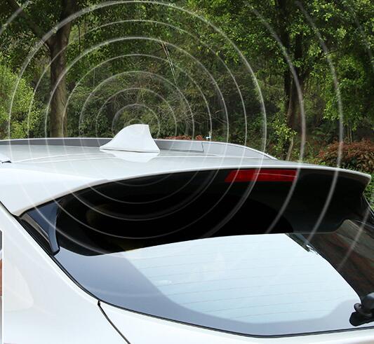 2019 Moda Auto-styling Auto Antenna Squalo Radio Antenna Pinna Di Squalo Per Nissan Qashqai 2016-2017 Alleviare Il Caldo E Il Colpo Di Sole