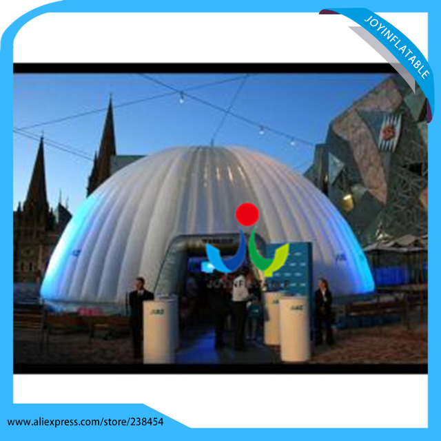 Dia 12M Party / Wedding / Events Inflatable Dome Tent for Rental/Sale & Dia 12M Party / Wedding / Events Inflatable Dome Tent for Rental ...