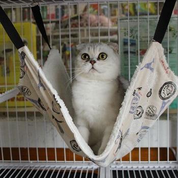 Polyester Cat Hammock 3