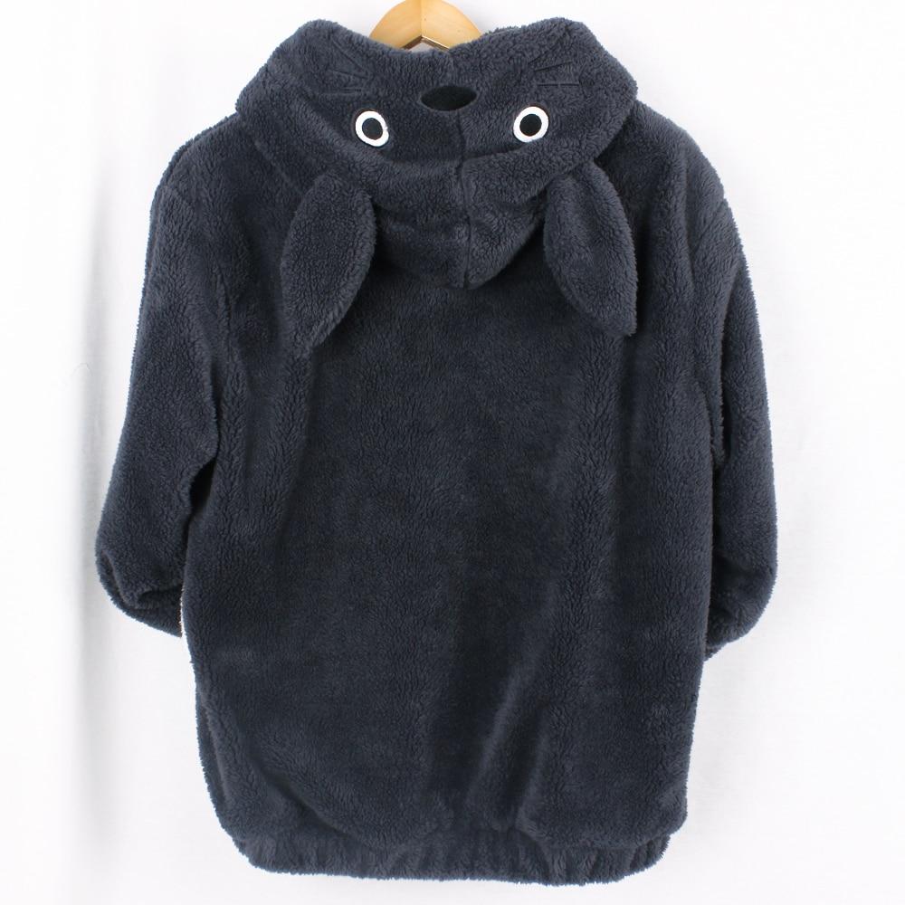 Totoro Hoodie  1