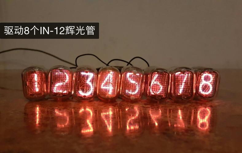 Свечение трубки Повышение модуль, 5 В до 170 В, Повышение модуль Glow часы, сделай сам, nixie, часы
