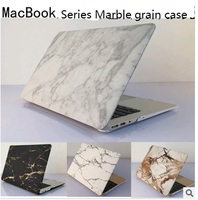 Marble Grain Case For Macbook Air Pro Retina 11 12 13 15 Inch Laptop Bag For