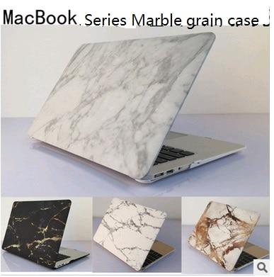 Marble Grain Case for Macbook Air Pro Retina 11 12 13 15 inch Laptop Bag for MacBook Air 11.6 13.3 15.4 Retina laptop shell