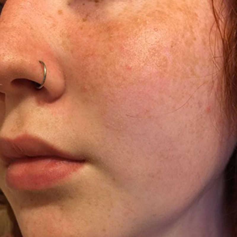 2 יח'\חבילה נירוסטה עגול דק האף טבעות & הרבעה לנשים בנות 6mm 8mm 10mm גברים גוף חור פירסינג תכשיטי לא אלרגיות