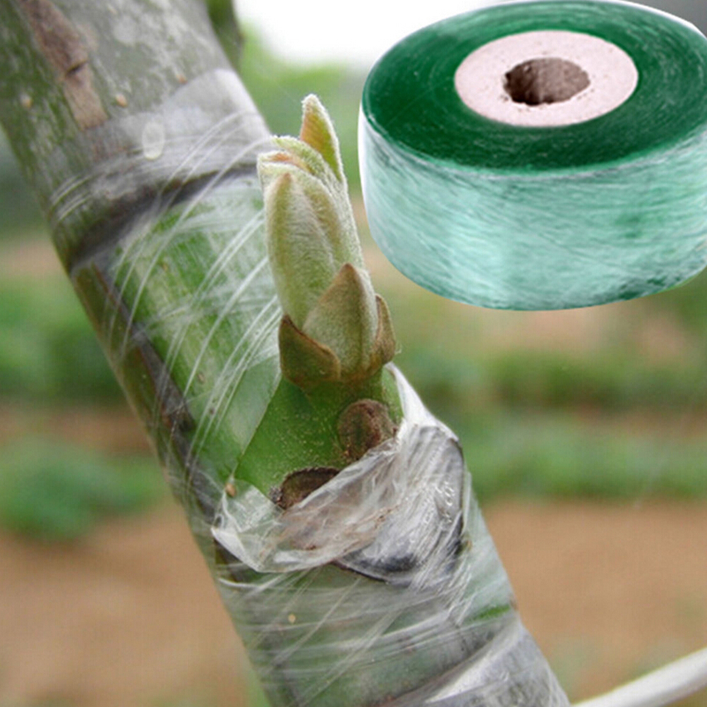 Roll Tape Parafilm Pruning Strecth Graft Budding Barrier Floristry Pruner Plant Fruit Tree Nursery Moisture Garden Repair Seedle