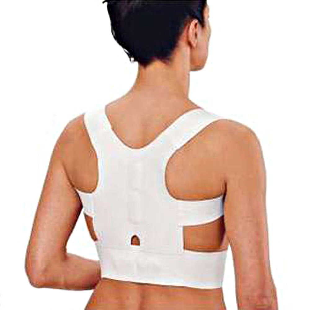 Adjustable Double Pull Women Men Back Brace Lumbar Shoulder Posture Corrector Spine Waist Support Magnetic Belt Corset Plus Size