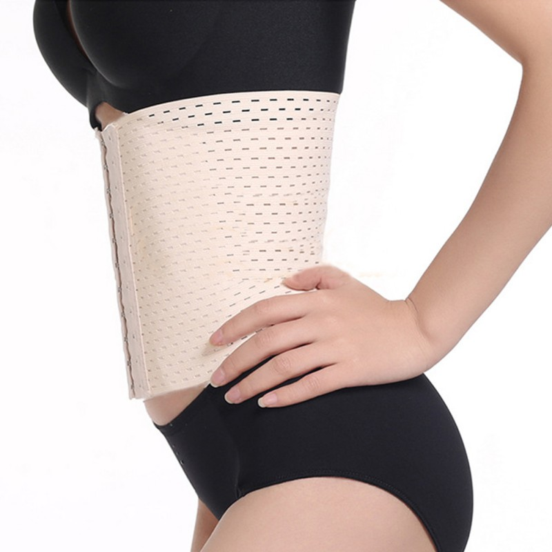 823889a62 Women Sexy Corset Waist Trainer Cincher Tummy Underbust Control Body  Shapper Slimming Belt Shapers