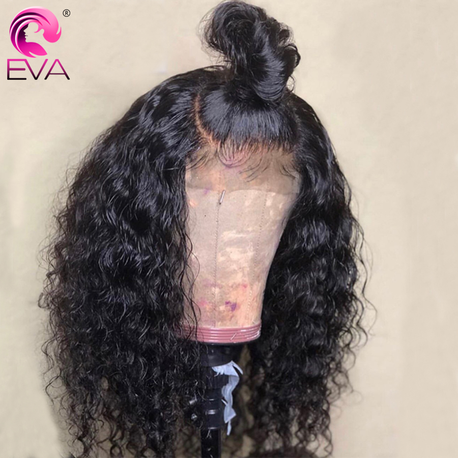 Fuhsi Pre Plucked Full Lace Human Hair Wigs 130% Density 8-24 Brazilian Remy Curly Human Hair Wigs For Women Natural Black Fine Quality Human Hair Lace Wigs Lace Wigs