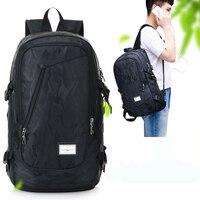 USB Charge Laptop Backpack Men Travel Security Waterproof School Bags College Teenage Male 17 inch Laptop Backpack Sport Gym Bag