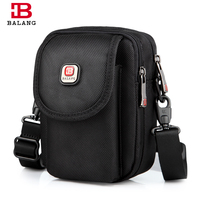 BALANG Lightweight Crossbody Bag For Men Fashionable Shoulder Bags Women Casual Oxford Waterproof Men Messenger Bags
