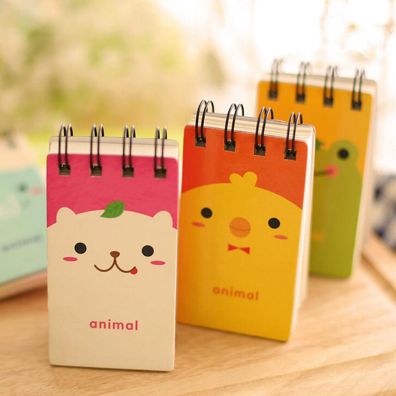 2 pcs/Lot 80 Sheets Korean Cute Sticky Notes Post it Kawaii Memo pad Stationery Office Accessories School Supplies Free Shipping