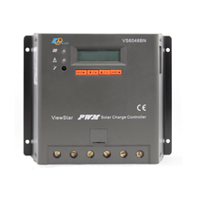 1pc x 60A 12V 24V 36V 48V ViewStar VS6048BN EP PWM Solar system Kit Controller with LCD display
