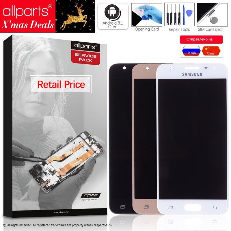 2 gb RAM 5,0 ''Original Display für SAMSUNG J5 Prime LCD Touch Screen mit Rahmen für SAMSUNG Galaxy J5 prime G570F G570 SM-G570F