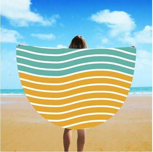 Aliexpress ebay yeni Akdeniz çiçek plaj havlusu st06-129 eşarp havlu