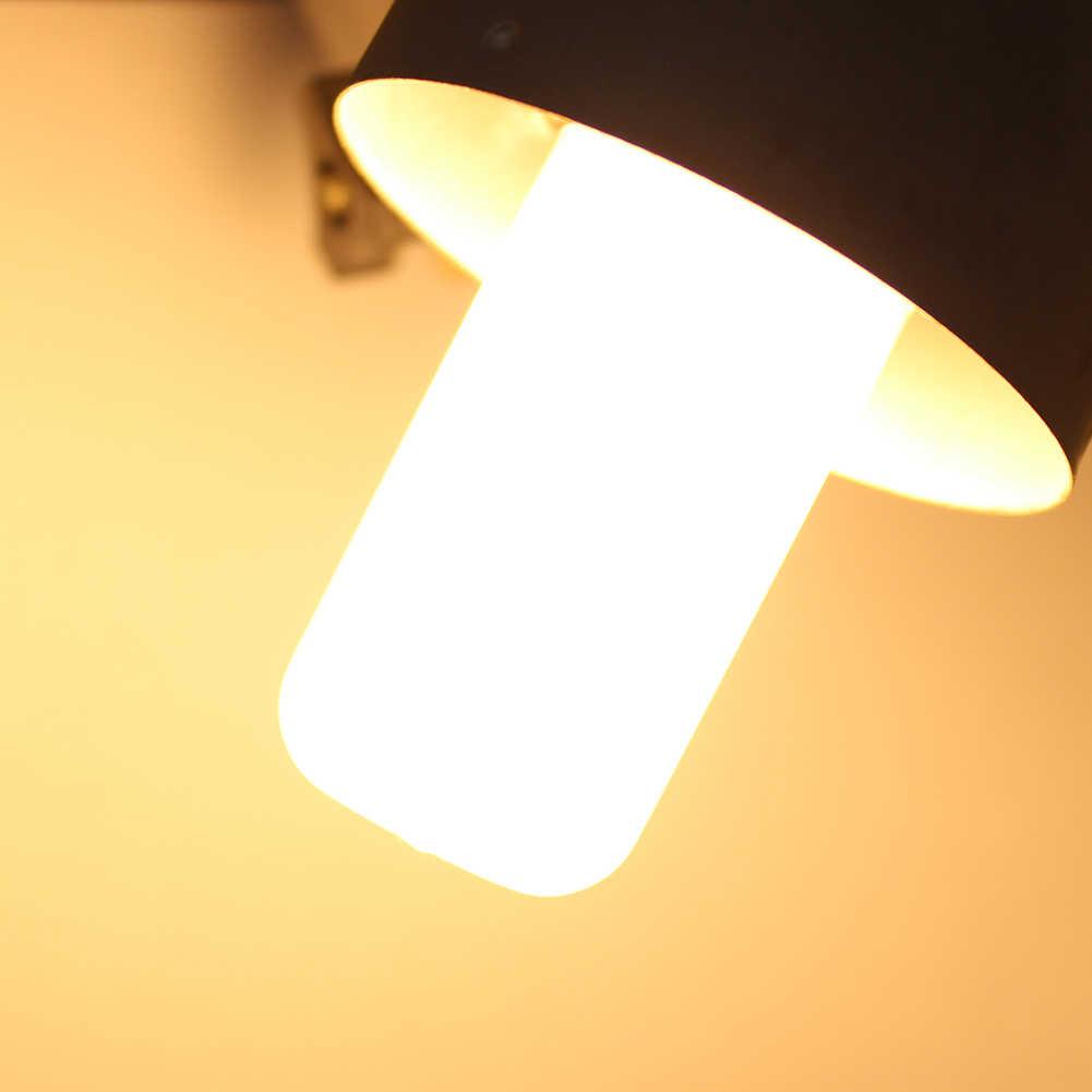 E27 GU10 G9 E14 B22 E12 220/110V lampe à LED 24 LED 30 LED 36 LED 48 LED 69 LED projecteur, SMD5730 LED Ampoule lustre en cristal lumière de maïs