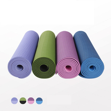 Exercise Yoga Mat Pad Non-Slip Lose Weight Exercise Fitness Folding Gymnastics mat For Fitness